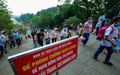 Trước ngày giỗ Tổ Hùng Vương, con dân Việt bắt đầu đổ về đền Hùng, Phú Thọ