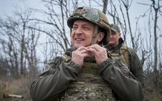 Căng thẳng với Nga, Ukraine huy động quân dự bị không cần báo trước