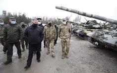 Vẫn 'nóng' biên giới Nga - Ukraine