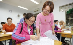 Tuyển sinh lớp 10 tại TP.HCM: Chỉ tiêu tăng nhưng không 'dễ thở'