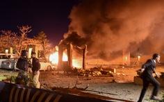 Đánh bom khách sạn ở Pakistan, đại sứ Trung Quốc thoát nạn trong gang tấc