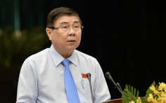Chủ tịch UBND TP.HCM Nguyễn Thành Phong ứng cử HĐND TP tại quận 1