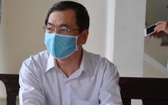 Cựu bộ trưởng Vũ Huy Hoàng nói sức khỏe yếu, xin được ngồi trong lúc xét xử