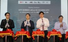 TP.HCM có phòng mô phỏng thiết kế đô thị đầu tiên tại Đông Nam Á
