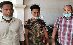 Campuchia bắt trung tướng quân đội giúp 28 người Trung Quốc rời Phnom Penh