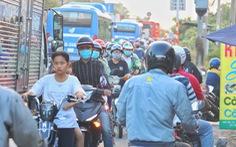 Chạy xe ngược chiều: đừng để xảy ra tai nạn mới chịu thay đổi