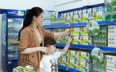 'Ngôi quán quân' trong ngành hàng sữa nước