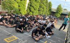 Lần đầu tiên Tiền Giang khởi tố, bắt tạm giam 'quái xế' đua xe trái phép