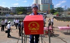 Bà Rịa - Vũng Tàu: 16 người tự ứng cử, đủ tiêu chuẩn bầu vào HĐND các cấp