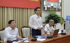 TP.HCM đề xuất chủ động mua vắc xin COVID-19 tiêm phòng cho dân