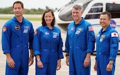 Những điều chưa biết về 4 phi hành gia vừa lên vũ trụ