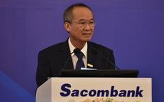 Ông Dương Công Minh: 'Sacombank sẽ bán 32,5% vốn cho nước ngoài năm 2022'