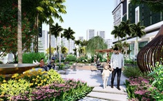 Thành phố mới Bình Dương: Từ đô thị hoang vắng trở thành thành phố thông minh
