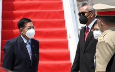 Thống tướng Myanmar Min Aung Hlaing đã tới Indonesia