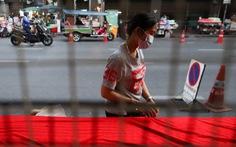 Thái Lan đang tăng khủng hoảng gần 3.000 ca COVID-19 chỉ một ngày 24-4