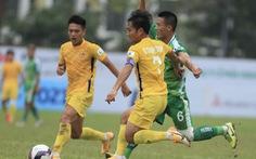 Vòng loại Cúp quốc gia 2021: Thêm 3 đội chuyên nghiệp bị loại