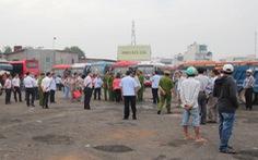 Làm rõ nghi vấn bảo kê 2 'bến cóc' lấn chiếm sông Bình Triệu