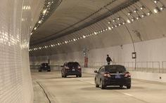Từ ngày 1-5 tăng phí kịch khung với xe qua hầm Hải Vân
