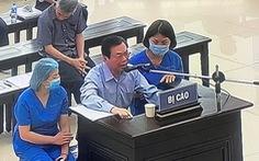 Cựu bộ trưởng Vũ Huy Hoàng nói lời sau cùng trước tòa