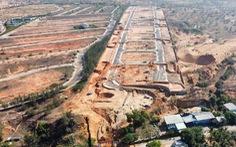 Lở cát - cái giá phải trả ở Bình Thuận