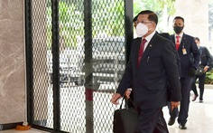 Chờ hành động của thống tướng Myanmar