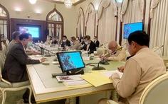 Thủ tướng Thái Lan bị phạt tiền vì không đeo khẩu trang khi họp