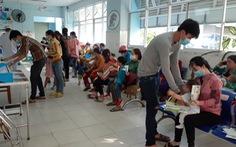 Bệnh tay chân miệng ở An Giang tăng 300% so với cùng kỳ