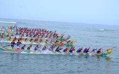 Cuộc đua trăm năm trên biển Lý Sơn