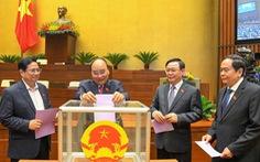Quốc hội khóa mới sẽ họp ngày 20-7, bầu các lãnh đạo Nhà nước