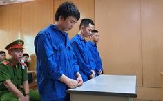 Cướp tiệm vàng xong không được chia phần nhưng phải lãnh 7 năm tù