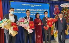 Thêm 6 dự án FDI ở Đồng Nai tăng vốn đầu tư gần 245 triệu USD