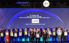VietCredit được vinh danh thứ hạng cao trong bảng FAST500