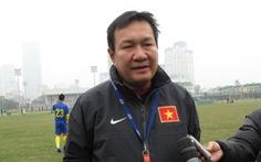 Ông Hoàng Văn Phúc làm giám đốc kỹ thuật kiêm HLV tạm quyền CLB Hà Nội