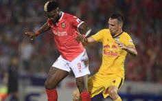 Vòng 7 V-League 2021: Trận cầu 'điên rồ' trên sân Hà Tĩnh