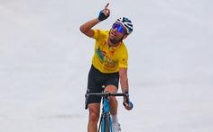 Loic Desriac đoạt áo vàng chung cuộc Cúp truyền hình TP.HCM 2021