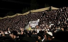 Hành hương dẫn tới giẫm đạp ở Israel, ít nhất 44 người chết