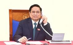 Việt Nam hỗ trợ Lào 500.000 USD ứng phó COVID-19