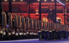 Cuộc diễu hành vàng của các Pharaoh Ai Cập