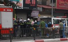 Cháy cửa hàng đồ sơ sinh ở Hà Nội: 4 người thiệt mạng