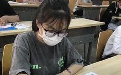 Sáng nay 5-4, ĐH Quốc gia TP.HCM công bố điểm thi đánh giá năng lực