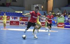 Xác định 10 đội tham dự VCK Giải futsal VĐQG 2021