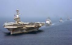 5 nước tập trận trên cửa ngõ ra vào Biển Đông, gởi thông điệp tới Trung Quốc