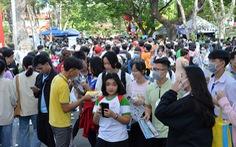 Ngày hội tư vấn tuyển sinh - hướng nghiệp tại Cần Thơ: Nhiều cánh cửa vào đời