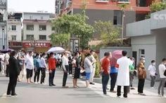 Trung Quốc tiêm vắc xin toàn bộ 300.000 dân ở biên giới để ngăn dịch 'nhập' từ Myanmar