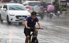 Miền Nam sẽ vào mùa mưa sớm hơn các năm, từ cuối tháng 4