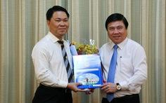 Bí thư Bình Chánh làm giám đốc Sở Xây dựng TP.HCM