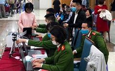 Cả nước đã nhận hơn 15 triệu hồ sơ căn cước công dân gắn chip