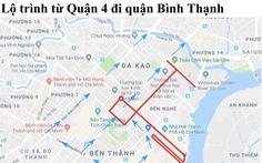 Điều chỉnh giao thông khu vực trung tâm TP.HCM cho giải marathon quốc tế