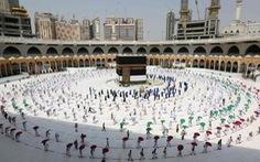 Saudi Arabia: Người 'miễn dịch' với COVID-19 được hành hương đến Mecca