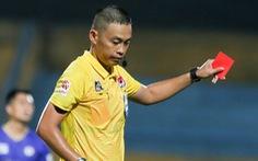 HLV Hà Nội FC: 'Thẻ đỏ dành cho Đức Huy quá nặng'